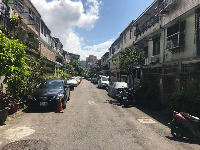 獨賣中和街國泰透天,台北市北投區中和街