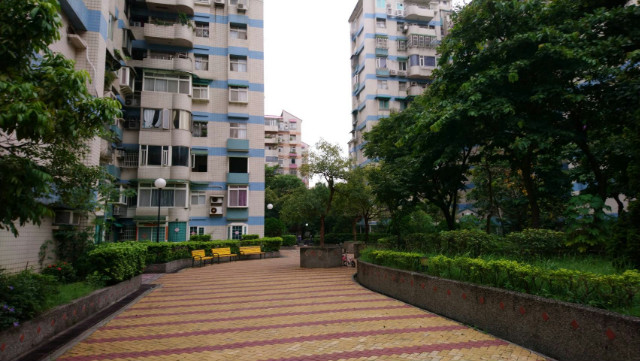 基河中庭綠景一樓,台北市中山區敬業三路