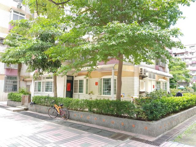 美麗華美堤庭院一樓,台北市中山區敬業三路