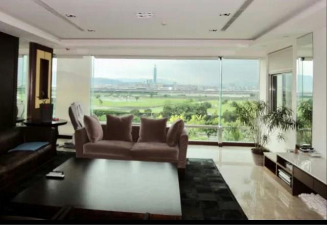 帝景水岸豪宅,台北市中山區樂群二路