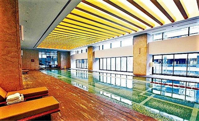 大直指標豪邸西華富邦,台北市中山區植福路