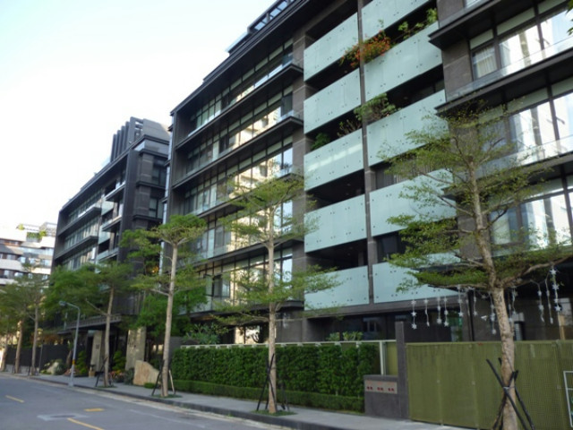 明水上東庭院美宅,台北市中山區樂群二路