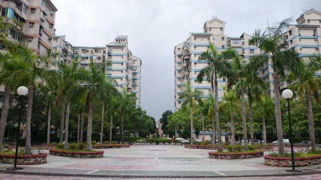 美堤中庭明亮屋,台北市中山區敬業三路