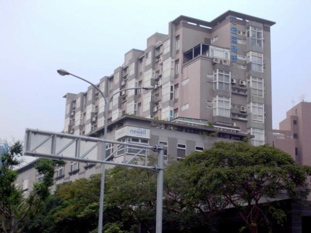 星勢力邊間樓中樓,台北市中山區明水路