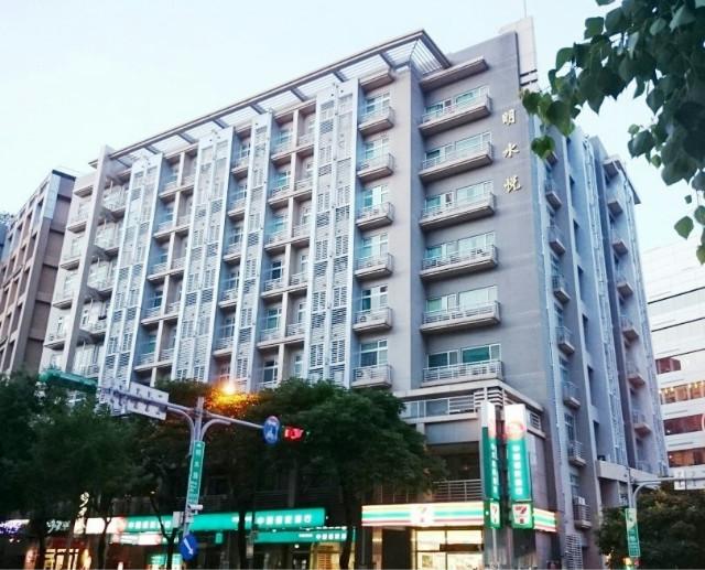 明水悅,台北市中山區明水路