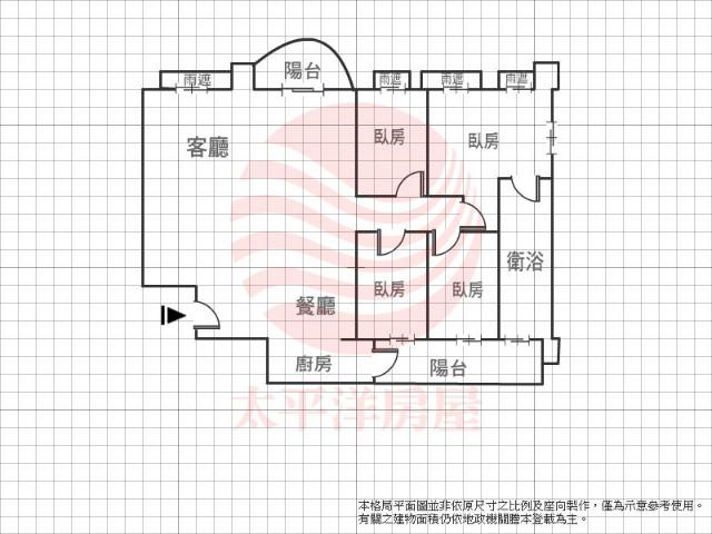 國美新美館稀有釋出,台北市松山區健康路
