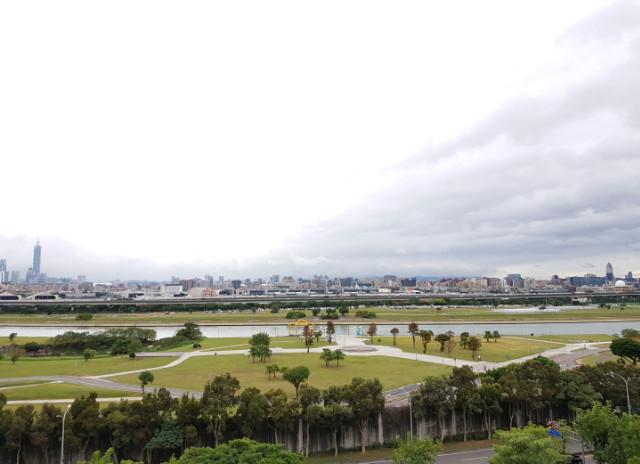 美堤邊間高樓河景第一排,台北市中山區敬業三路