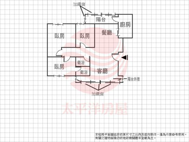 力行三房美屋,台北市中山區通北街