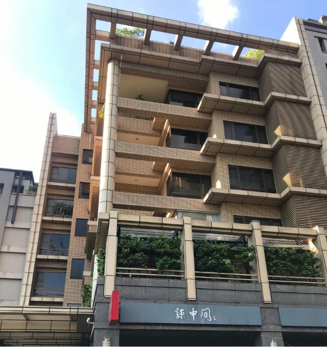 大直明水十二馥,台北市中山區樂群三路