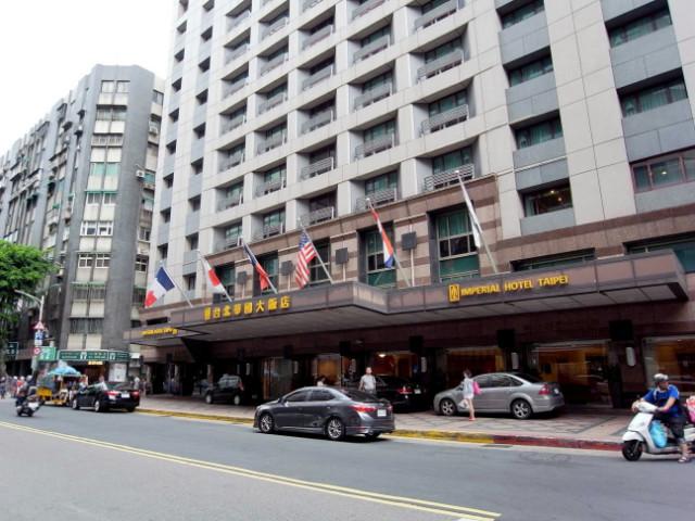 台銀林森辦公室,台北市中山區林森北路