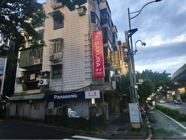 大直大面寬漂亮店面,台北市中山區北安路