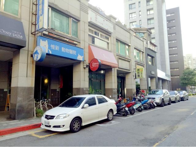 大直商務中心金店面,台北市中山區明水路