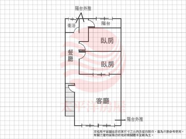 大直低總價二樓,台北市中山區大直街