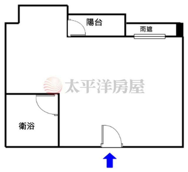 低調奢華完美小資廈,台北市中山區樂群二路