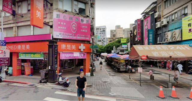 農安金鑽店面,台北市中山區農安街