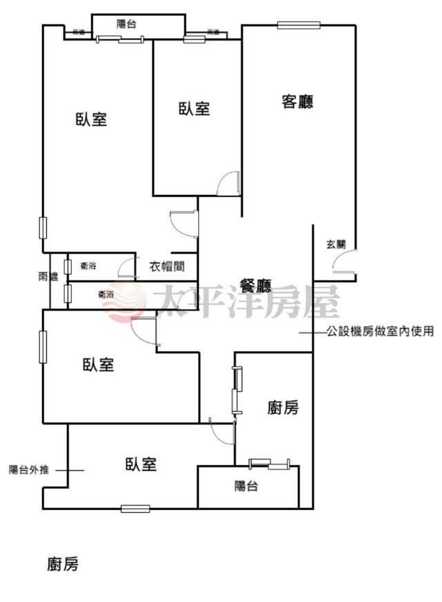 忠泰風格景觀宅,台北市中山區明水路