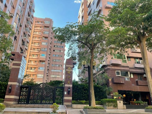 典藏大直高樓,台北市中山區明水路