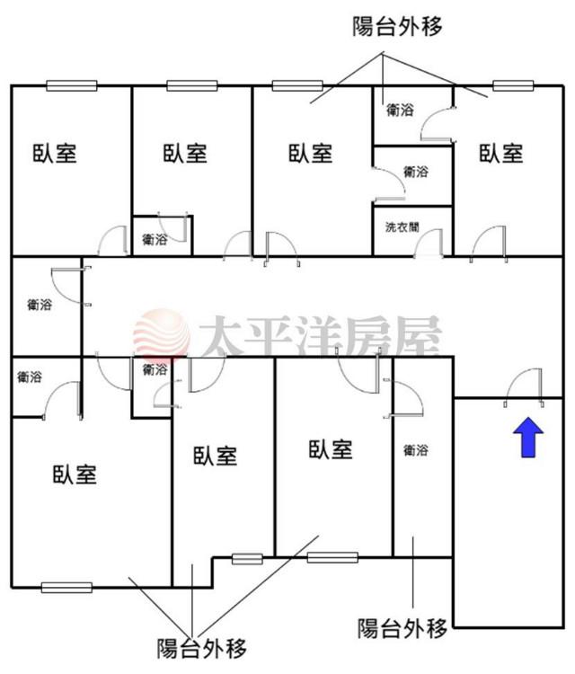 公館收租美寓,台北市中正區羅斯福路三段